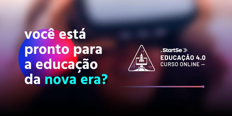 Educação 4.0   Curso Online